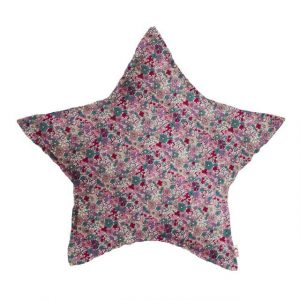 Numero 74 Star Cushion Floral Small