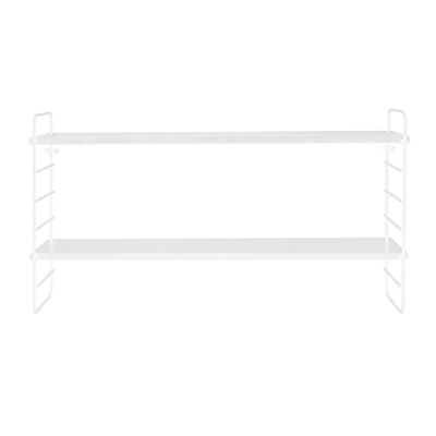 Bloomingville North Shelf White