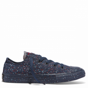 Converse Youth American Speckle Low Navy