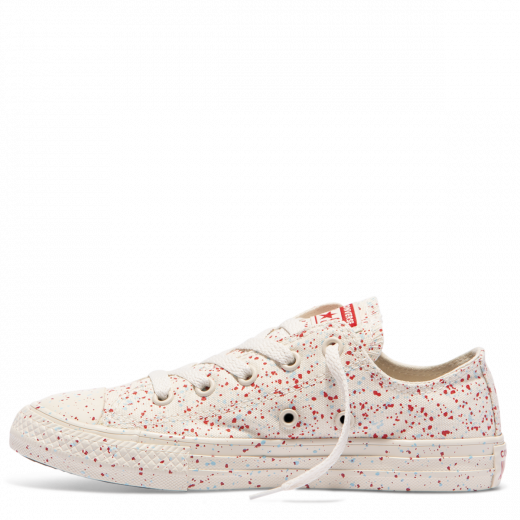Converse Kid Americana Speckle Low Driftwood