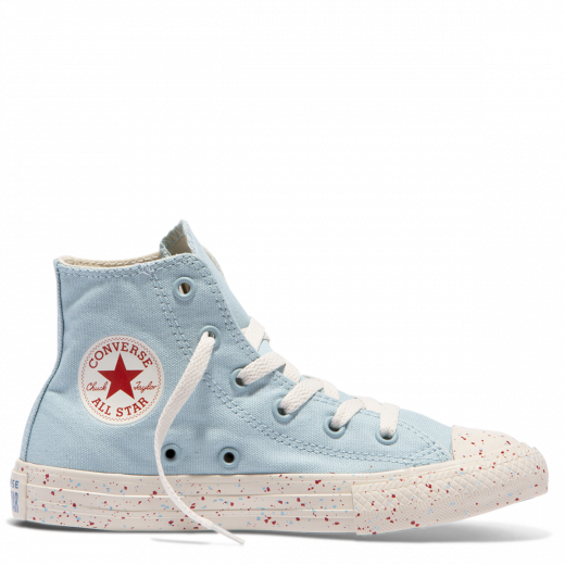 Converse Kid American Speckle Hi Ocean Bliss