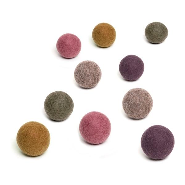 Muskhane Felt Ball Mineral