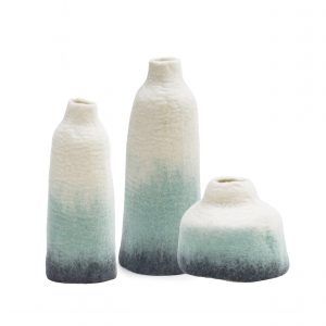 Muskhane Vase Covers Jade