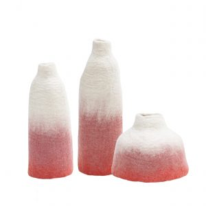 Muskhane Vase Covers Pink