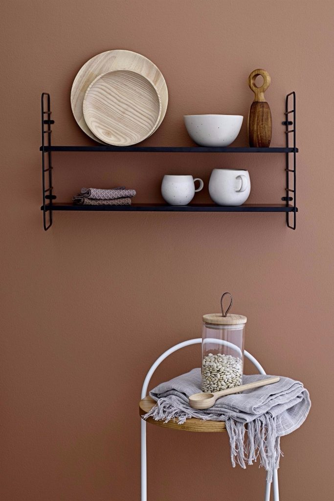 Bloomingville North Shelf Black