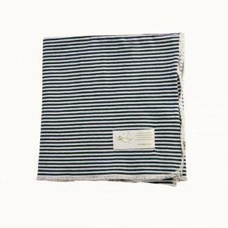 Nature Baby Wrap Navy Stripe