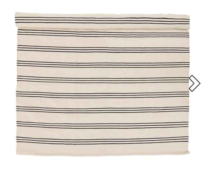 Bloomingville Rug Wool Grey 140x240cm