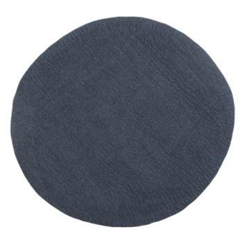Muskhane Kali Rug Stormy Grey