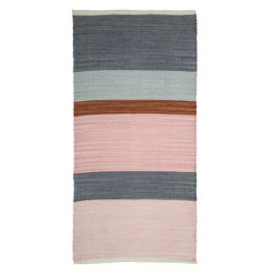 Bloomingville Rug Cotton Multi Coloured 120x60cm