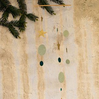 Muskhane Starlight Mobile Green Harmony