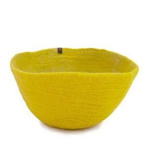 Muskhane Reversible Calabash Sulphur Flower/Lemongrass