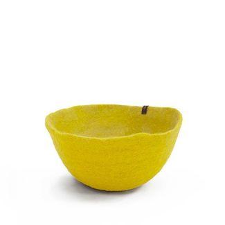 Muskhane Reversible Calabash Sulphur Yellow