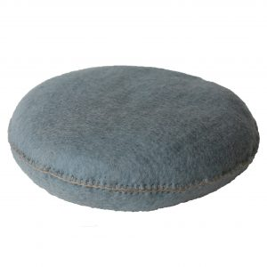 Muskhane Smartie Cushion Mineral Blue