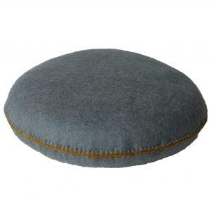 Muskhane Smartie Cushion Mineral Blue / Pollen