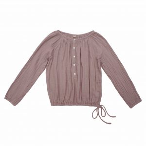 Numero 74 Naia Mum Shirt Dusty Pink