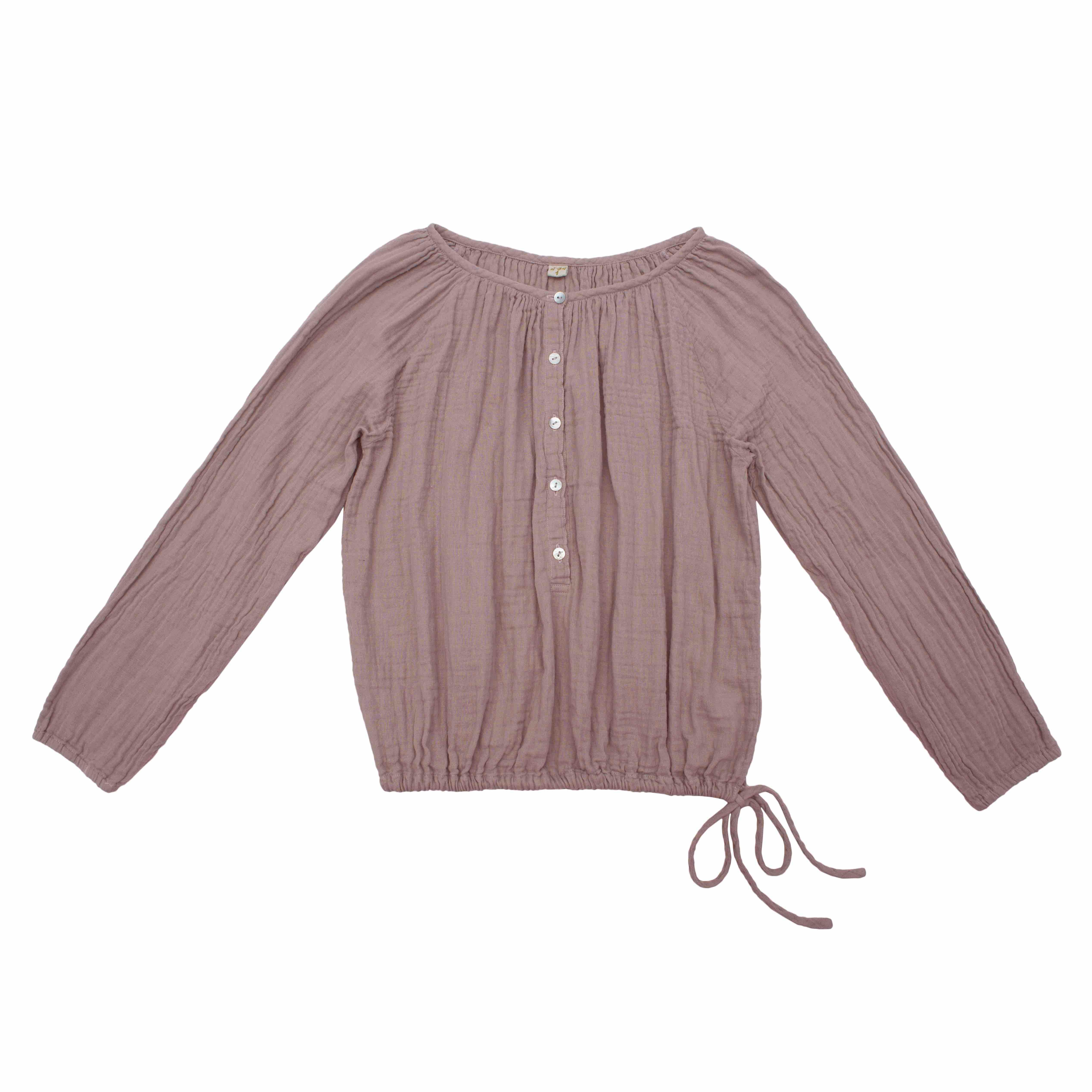 Numero 74 Naia Mum Shirt Dusty Pink