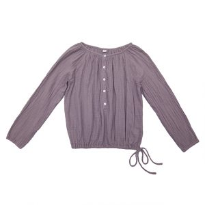 Numero 74 Naia Mum Shirt Dusty Lilac