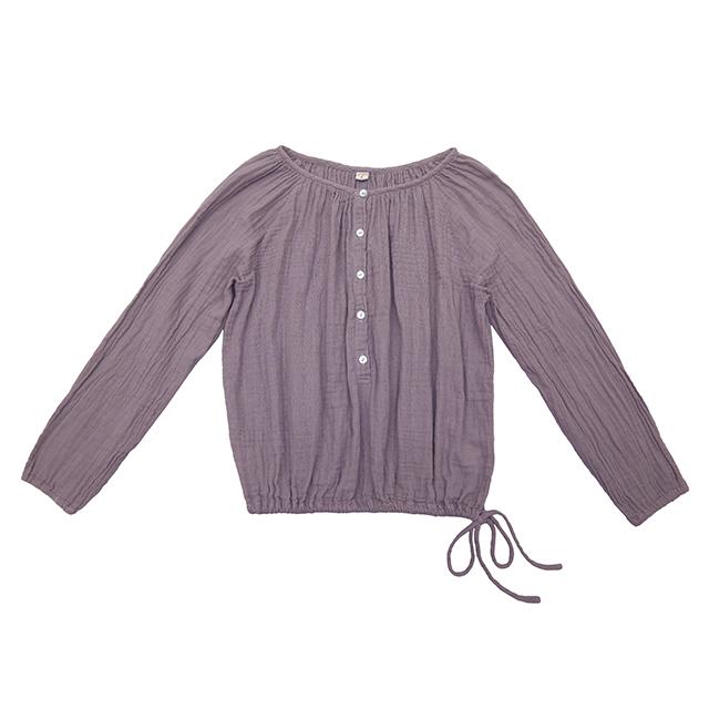 Numero 74 Naia Mum Shirt Dusty Lilac