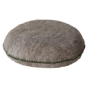 Muskhane Smartie Cushion Light Stone