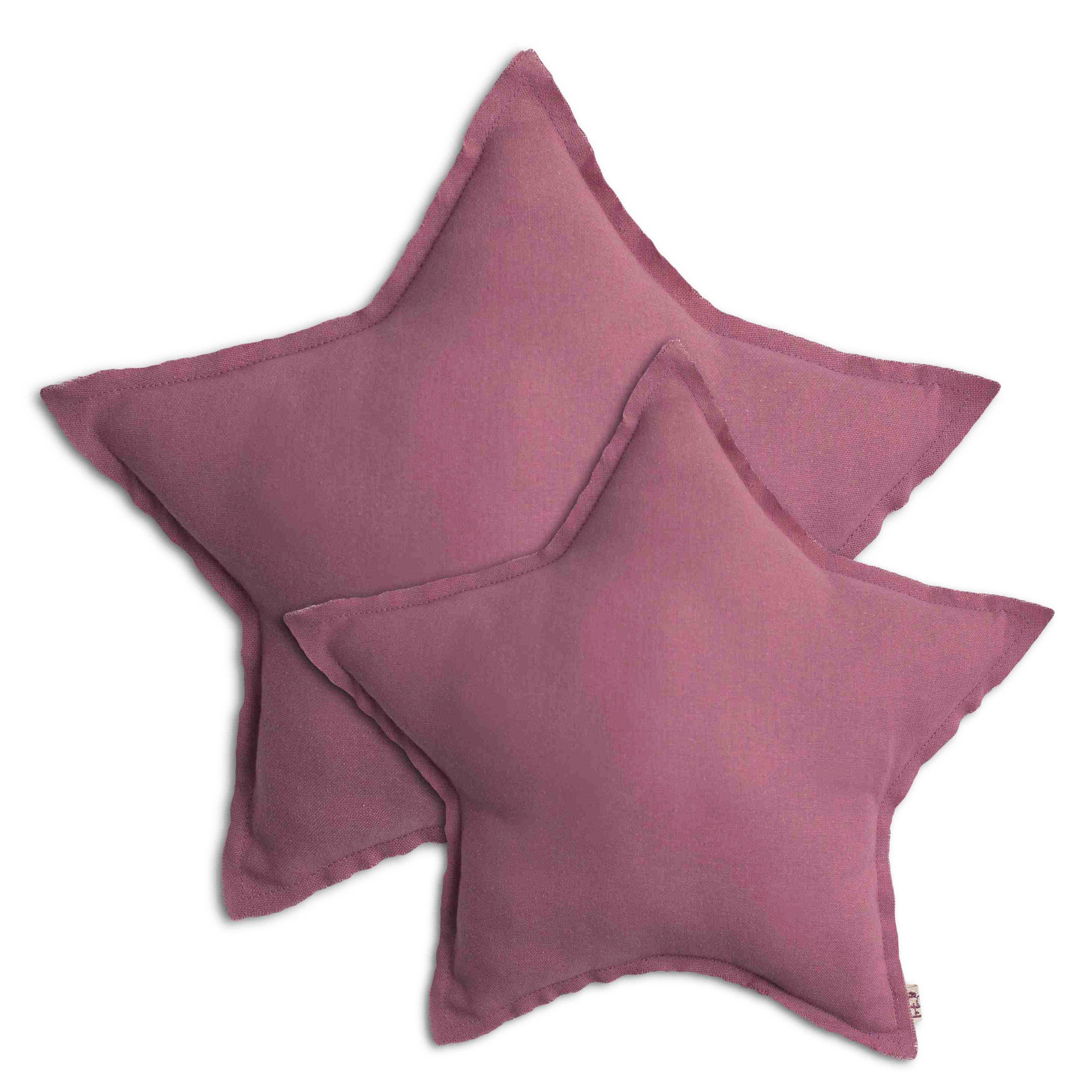 Numero 74 Star Cushion Baobab Rose