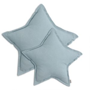 Numero 74 Star Cushion Sweet Blue