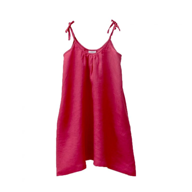 Kin Bari Dress Apple