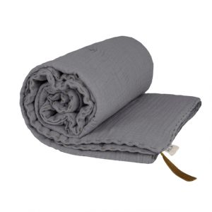 Numero 74 Winter Blanket Stone Grey