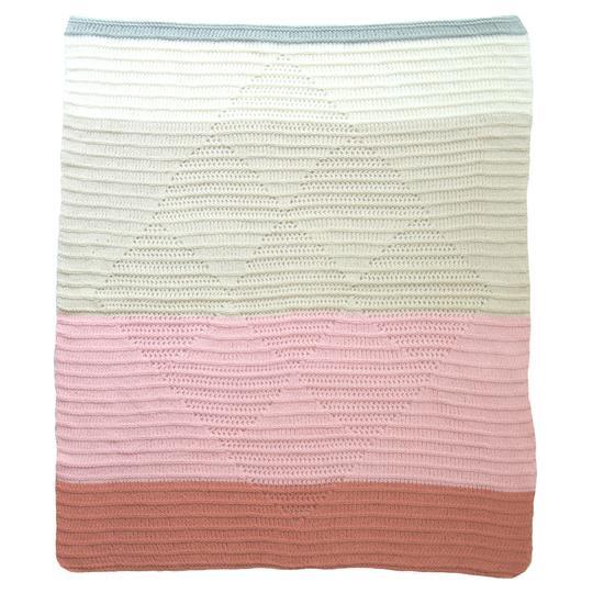 Blabla Diamond Blanket Provence Pink