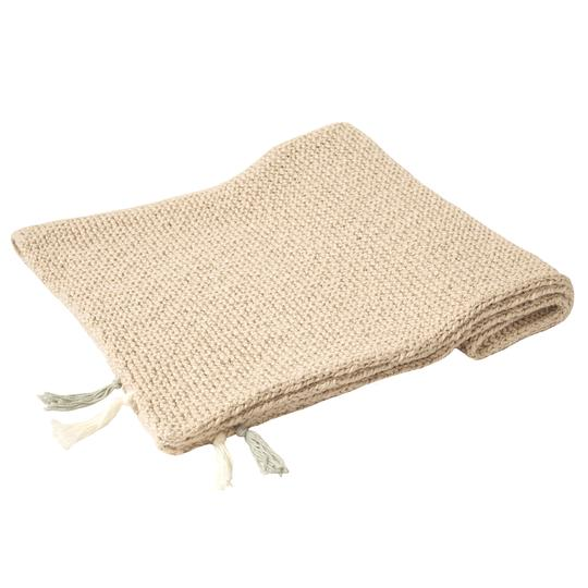 Blabla Pyrenees Blanket Oatmeal