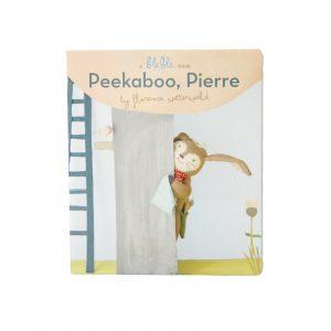 Blabla Peekaboo, Pierre Book