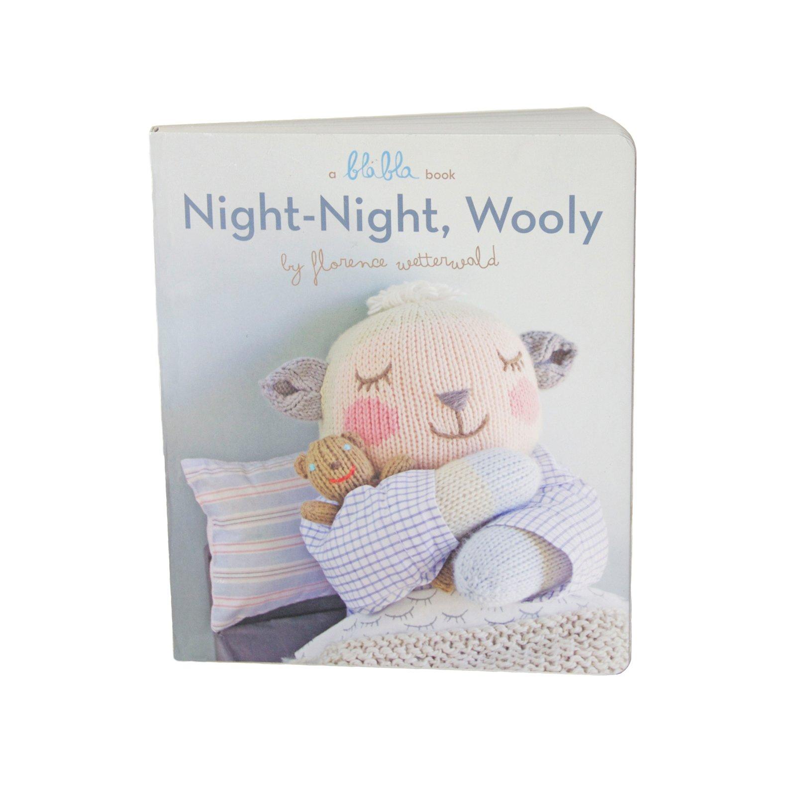 Blabla Night, Night Wooly Book