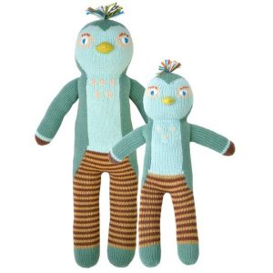 Blabla Figaro The Bird Big Knitted Toy