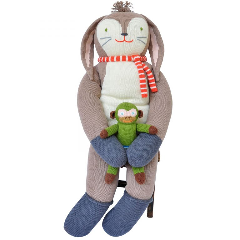 Blabla Pierre The Bunny Giant Knitted Toy