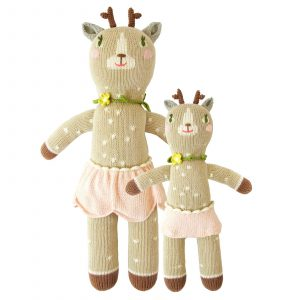 Blabla Hazel The Deer Big Knitted Toy