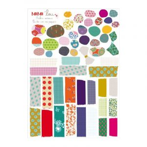 Mimi'lou Label Kit Pastilles