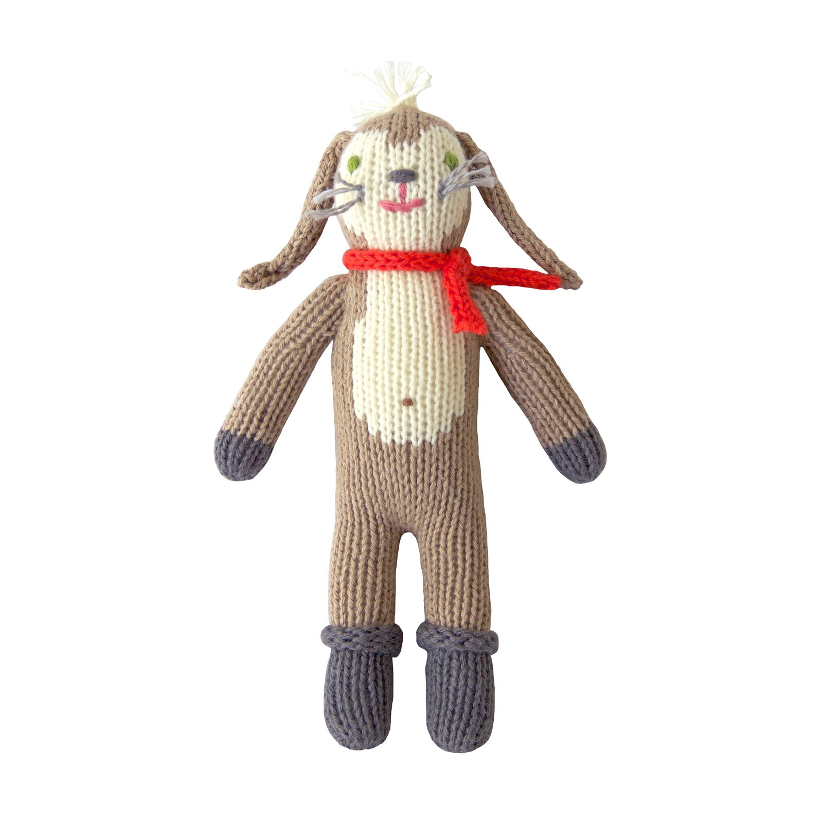 Blabla Pierre The Bunny Knitted Rattle