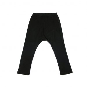 Kin Lounge Leggings Merino Black