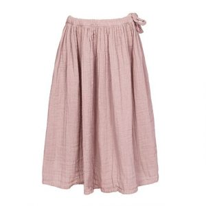 Numero 74 Ava Long Skirt Dusty Pink