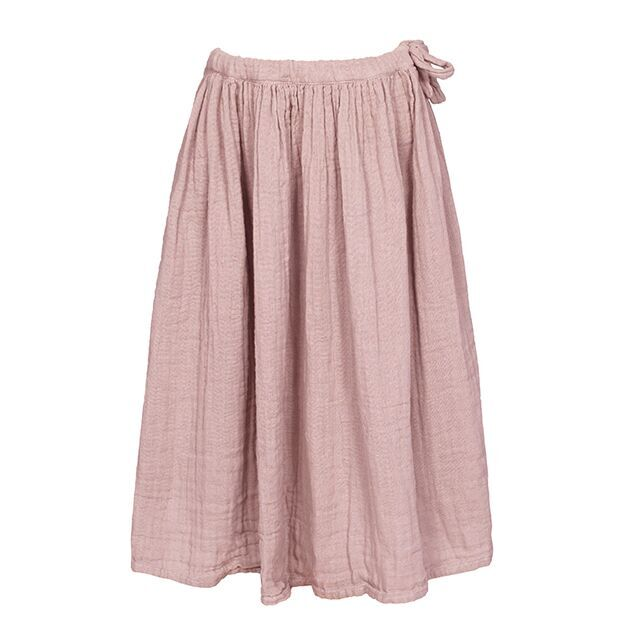 Numero 74 Ava Long Skirt Dusty Pink