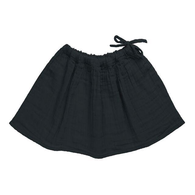 Numero 74 Ava Midi Skirt Dark Grey