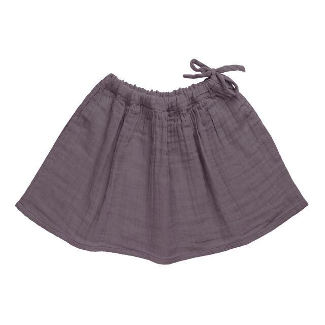 Numero 74 Ava Midi Skirt Dusty Lilac