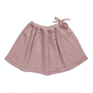 Numero 74 Ava Midi Skirt Dusty Pink