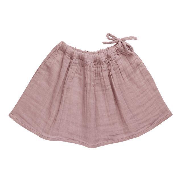 Numero 74 Ava Midi Skirt Dusty Pink