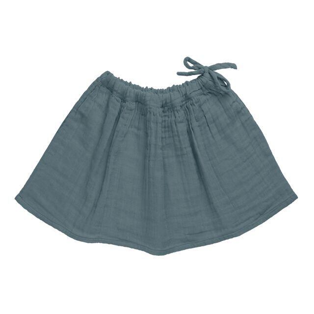 Numero 74 Ava Midi Skirt Ice Blue