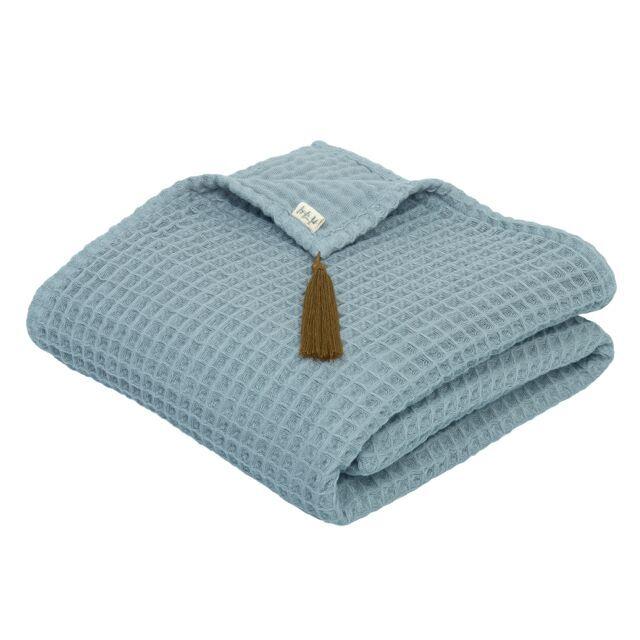 Numero 74 Bath Towel Sweet Blue