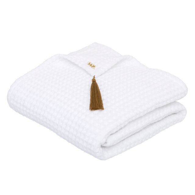 Numero 74 Bath Towel White