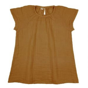 Numero 74 Clara Dress Gold