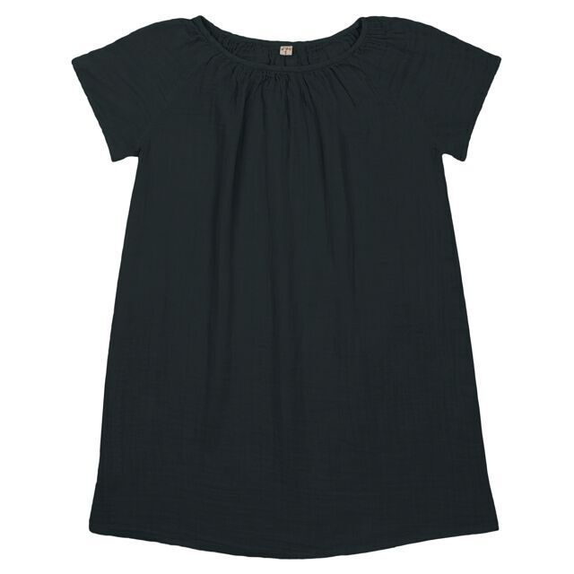 Numero 74 Clara Mum Dress Dark Grey