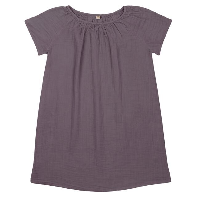 Numero 74 Clara Mum Dress Dusty Lilac