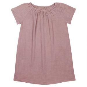 Numero 74 Clara Mum Dress Dusty Pink